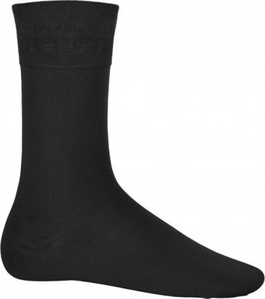 bedruckbare Socken aus feinen Ripp