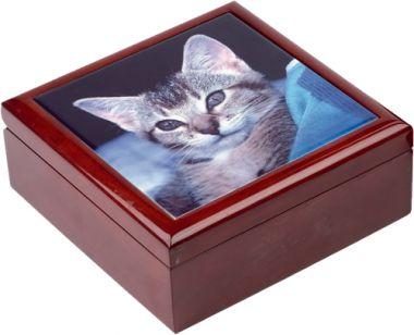 Geschenkkästchen 180 x 180 x 60 mm