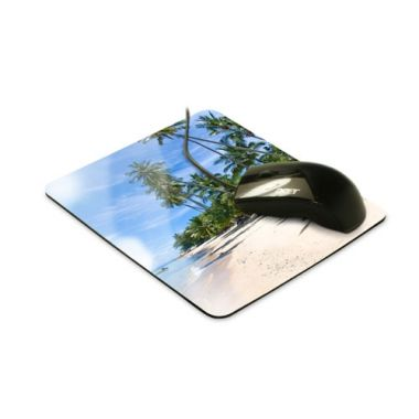 Hochglanz-Mousepad, Größe 190 x 230 x 3 mm