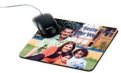 Textil-Mousepads, 230 x 190 mm