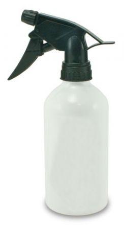 Aluminium-Sprühflasche 400 ml, Farbe Weiß