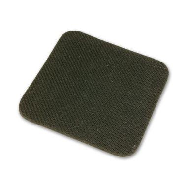 Hochglanz-Untersetzer, Größe 95 x 95 x 3 mm