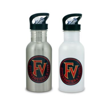 Edelstahl-Trinkflasche, Inhalt 500 ml