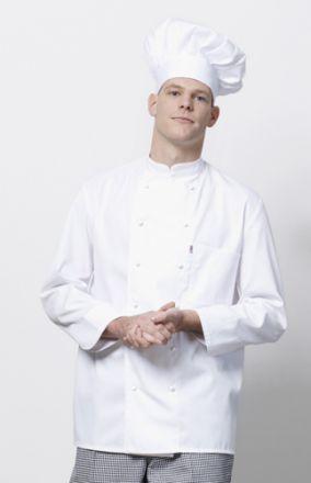 Kochjacke langarm