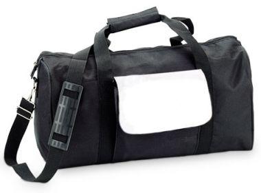 Sporttasche MIAMI, Farbe Schwarz, Größe 440 x 200 x 240 mm