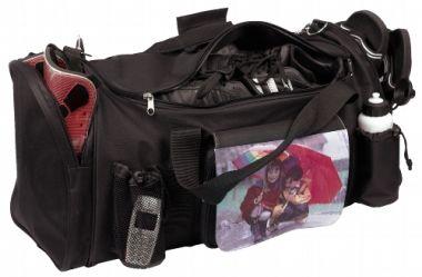 Sporttasche NEW YORK, Farbe schwarz, Groesse 730 x 290 x 340 mm