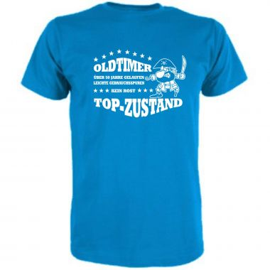 T-Shirt Oldtimer - Top Zustand