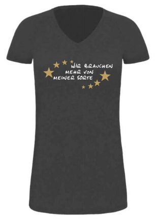 T-Shirt mit Druck Baby Inside