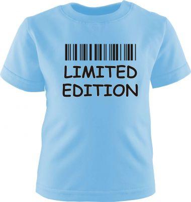 Baby und Kinder Kurzarm T-Shirt Limited Edition