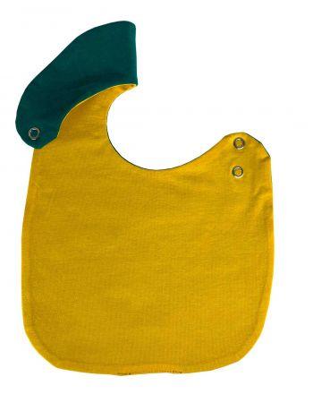 größenverstellbares Lätzchen Multicolor