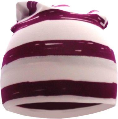 Baby Beanie Mütze Sommerstripes Design