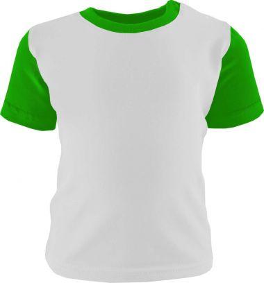Baby und Kinder Kurzarm Shirt Multicolor