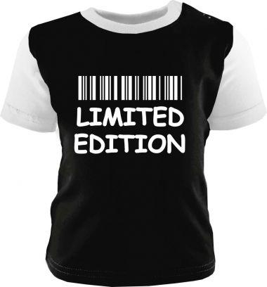 Baby und Kinder Shirt kurzarm Multicolor Limited Edition