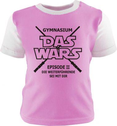 Baby und Kinder Shirt kurzarm Multicolor GYMNASIUM