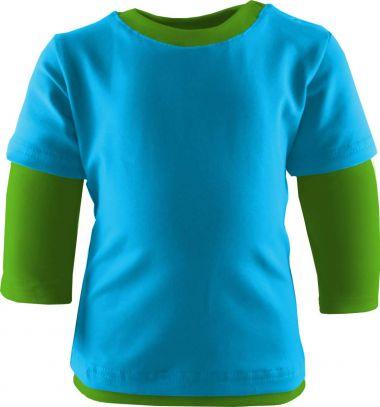 Baby und Kinder Shirt Langarm Multicolor