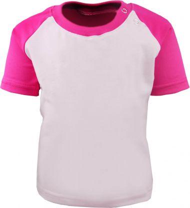 Kinder Baseball Kurzarm T-Shirt