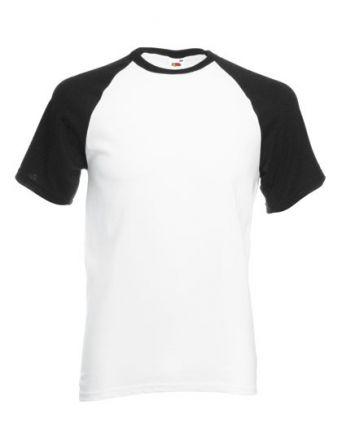Shortsleeve Baseball T / Baseball T-Shirt kurzarm