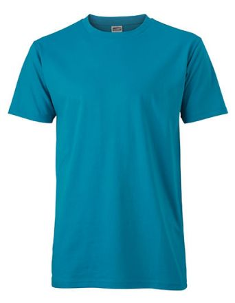 Men's Slim Fit-T / T-Shirt koerpernah geschnitten