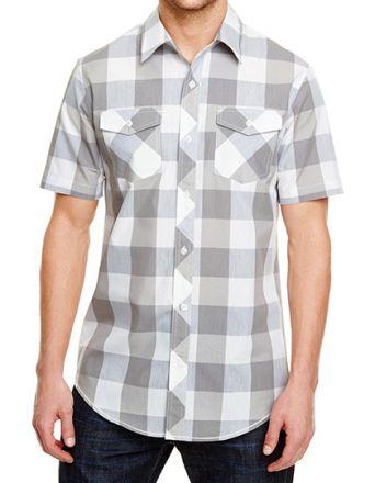 Buffalo Plaid Woven Shirt / karriert