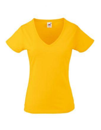 Lady V-Neck T-Shirt