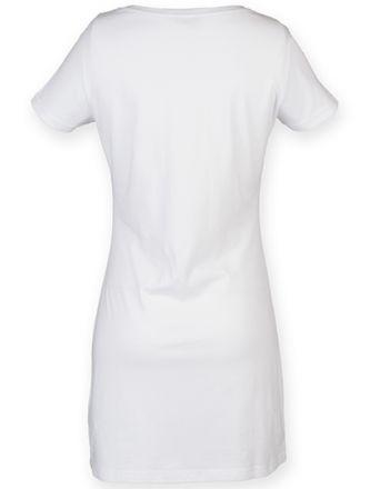 Ladie Longkleid Shirt