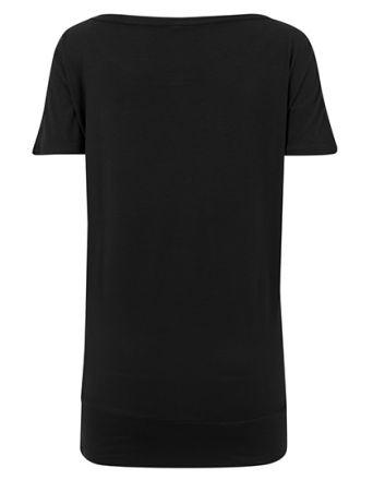 Ladies Shirt Viskose extralang