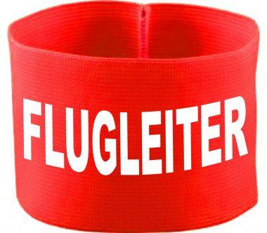 rubber elastic armband / mediaband with FLUGLEITER / 10 cm height