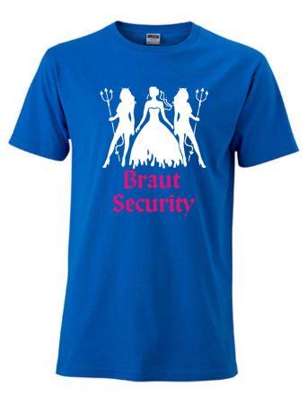 Shirt Braut Security