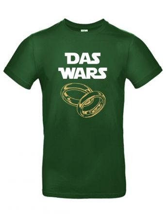 Shirt Das wars (mit Ringen)