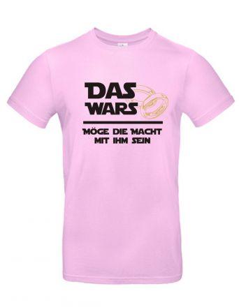 Shirt Das Wars - Möge die Macht mit ihm sein