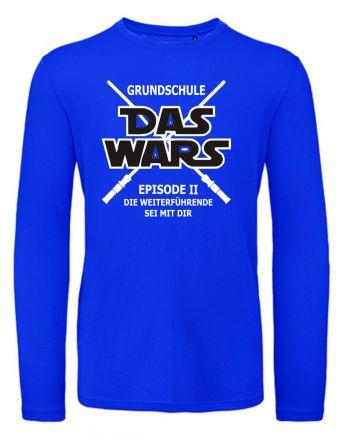 Shirt Grundschule - das wars