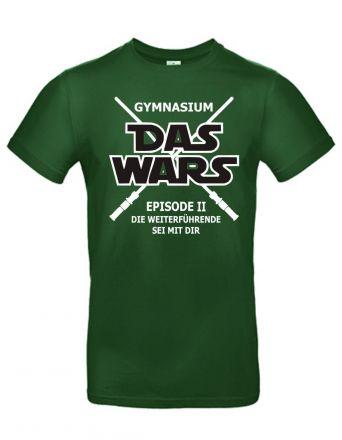 Shirt Gymnasium - das wars