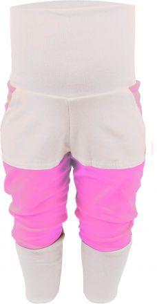 Baby und Kinder Pumphose lang multicolor mit doppelter Tasche