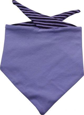 Baby Dreiecks Halstuch gestreift