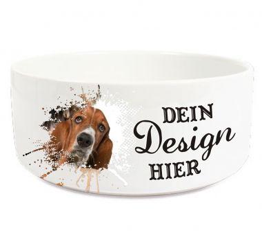 Tier Napf Keramikschüssel groß 180 mm