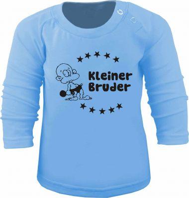 Baby und Kinder Langarm T-Shirt Kleiner Bruder