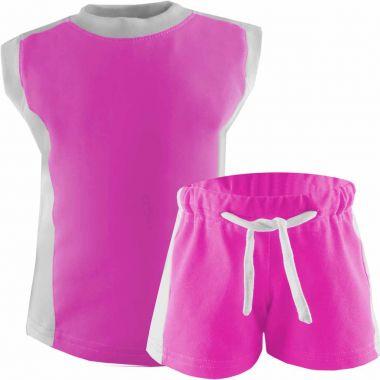 Kinder Achsel Trikot Set T-Shirt und Hose Dynamic