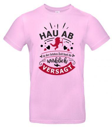Shirt Hau ab