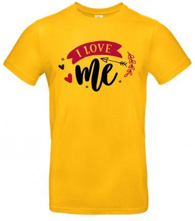 Shirt I love me