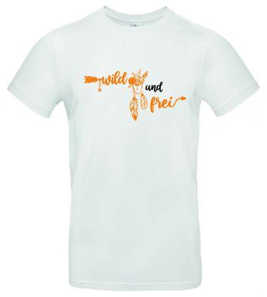 Shirt Wild & frei