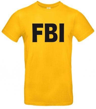 Shirt FBI