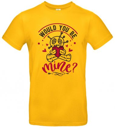Shirt Would you be mine