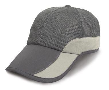 Mesh Cap mit Tasche