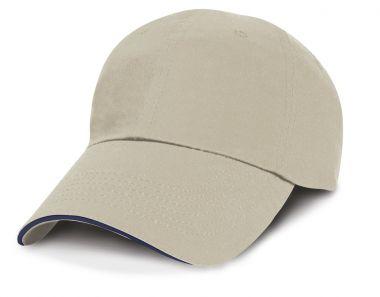 KINDER Brushed Cotton Cap