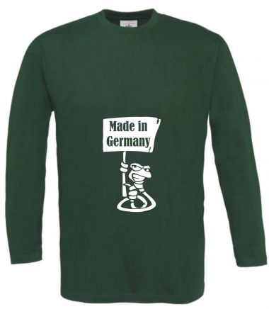 Langarm T-Shirt für Schwangere Made in Germany