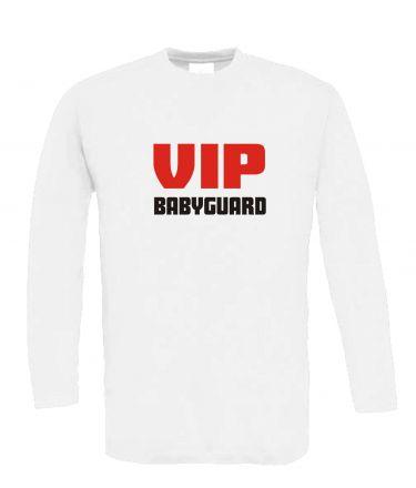 Langarm T-Shirt für Schwangere VIP Babyguard