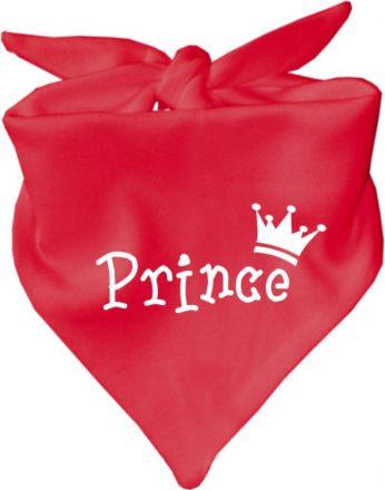 Baby Halstuch mit Druck Prince