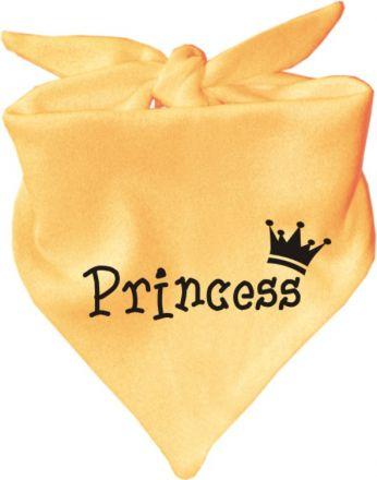 Baby Halstuch mit Druck Princess