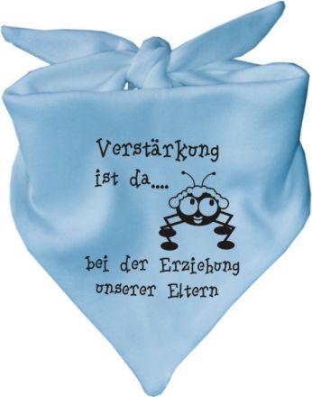 Baby Halstuch ch bin die Verstärkung bei der Erziehung / AUNTI
