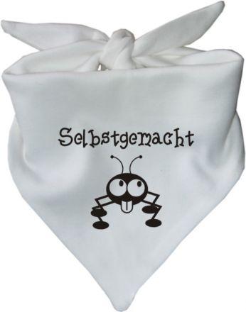 Baby Halstuch mit Druck Selbstgemacht / AUNTI